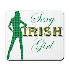 Sexy Irish Girl Mousepad