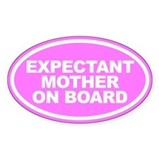 Baby on Board Car Stickers Bumper Stickers