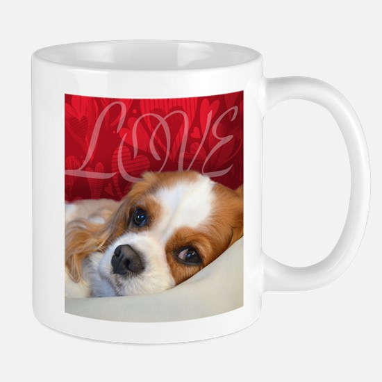 Cavalier King Charles Love Large Mugs