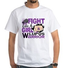 Fight Like A Girl Lupus Shirt