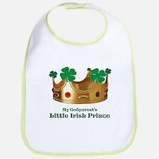 Irish Prince/Godparent's Bib