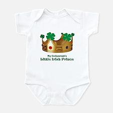 Irish Prince/Godparent's Infant Bodysuit