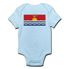 Kiribati Flag Infant Bodysuit