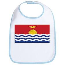 Kiribati Flag Bib