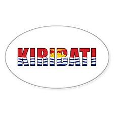 Kiribati Decal