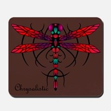 Astral Dragonfly Mousepad