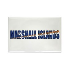 Marshall Rectangle Magnet