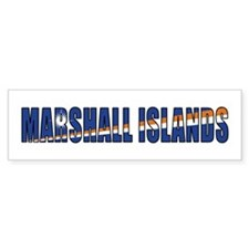 Marshall Bumper Sticker