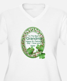 St. Pat's Day Gifts For Grand T-Shirt