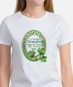 St. Pat's Day Gifts For Grand Tee