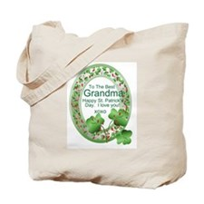 St. Pat's Day Gifts For Grand Tote Bag