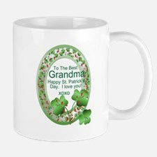 St. Pat's Day Gifts For Grand Mug