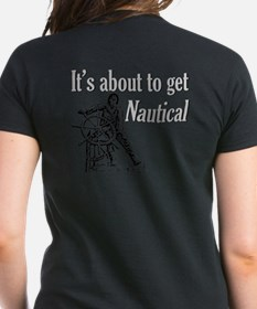 Its about to get Nautical-Fis Tee