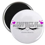 PROPERTY OF SONNY Magnet