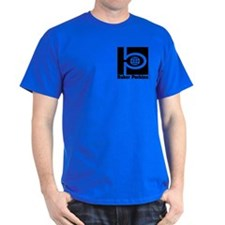 Baker Perkins Logo-Black T-Shirt