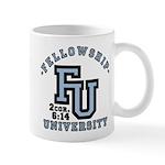 Fellowship University Mug