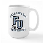 Fellowship University Large Mug