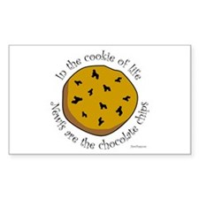 Cookie of Life Decal