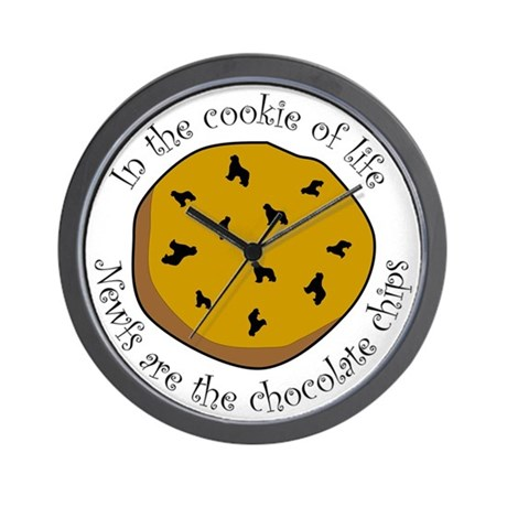 Cookie of Life Wall Clock