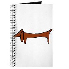 One Weiner Dog Journal