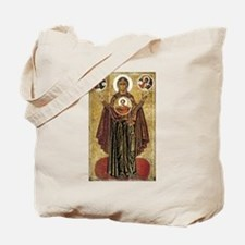 Holy Mary, Mother of God Tote Bag
