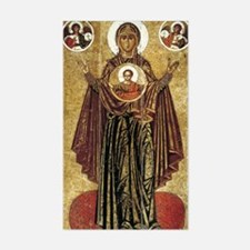 Holy Mary, Mother of God Sticker (Rectangle)