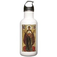 Holy Mary, Mother of God Water Bottle