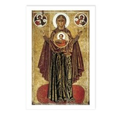 Holy Mary, Mother of God Postcards (Package of 8)