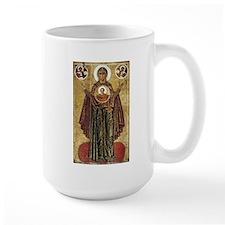 Holy Mary, Mother of God Ceramic Mugs