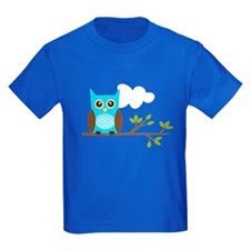 Blue Owl on Branch T