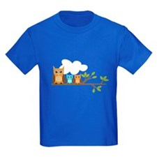 Boy Owl Family T