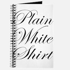 WHITE SHIRT Journal