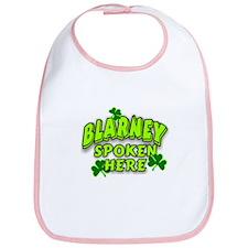 Blarney Spoken Here Bib