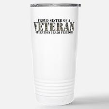 Operation Iraqi Freedom Travel Mug