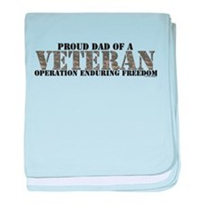 Operation Enduring Freedom (A baby blanket
