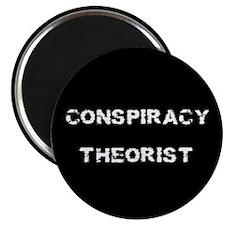 Conspiracy Theorist Magnet