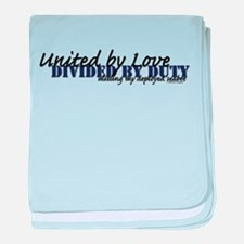 United by Love-Seabee baby blanket
