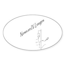 I.V. Leaugers Decal