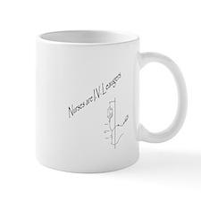 I.V. Leaugers Mug