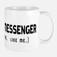 Subliminal Messenger Mug