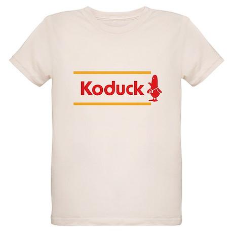 WTD: Koduck Organic Kids T-Shirt