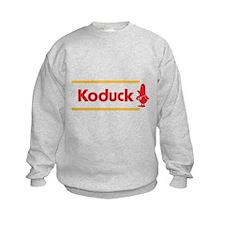 WTD: Koduck Sweatshirt