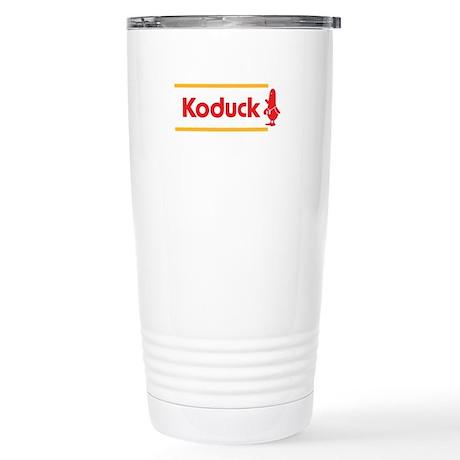 WTD: Koduck Stainless Steel Travel Mug
