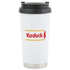 WTD: Koduck Travel Mug