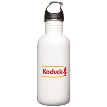 WTD: Koduck Stainless Water Bottle 1.0L