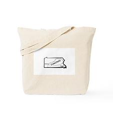"""States of Mind"" Tote Bag"