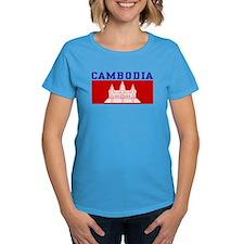 Cambodia Tee