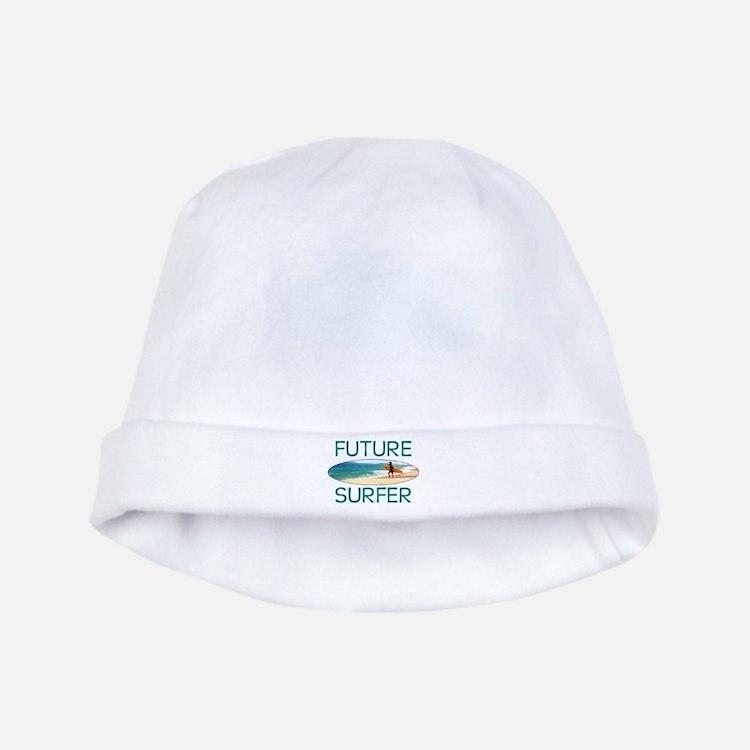 Future Surfer baby hat