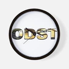 ODST Shield Inlay Wall Clock