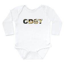 ODST Shield Inlay Long Sleeve Infant Bodysuit
